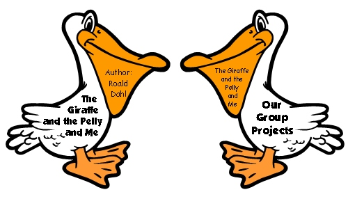 The Giraffe and the Pelly and Me Monkey Templates