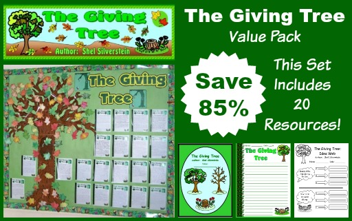Giving Tree Value Pack Save 85%