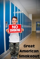 Great American Smokeout Lesson Plans For Teachers