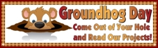 Groundhog Day Lesson Plans and Bulletin Board Display Ideas
