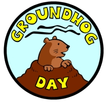 Groundhog Day Project and Printable Worksheets