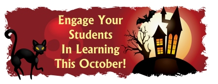 Unique Teaching Resources Halloween Newsletter