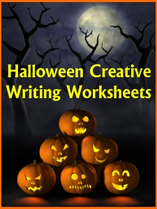 Halloween Printable Worksheets For Fun Creative Writing Activities in October