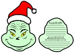 How the Grinch Stole Christams Teaching Resources