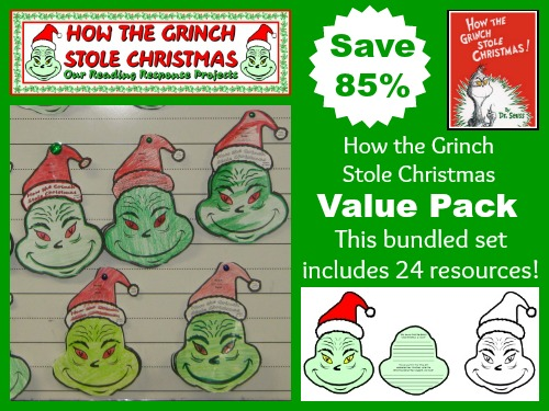 How the Grinch Stole Christmas - 85% Off Value Pack