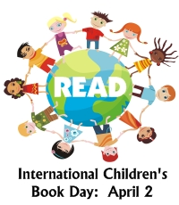 International Children's Book Day April 2 Hans Christian Anderson Birthday