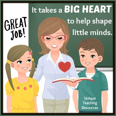 It takes a big heart to help shape little minds. Quotes About Teachers