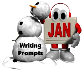 Winter and January Writing Prompts and Journal Ideas for Elementary School Students