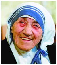 Mother Teresa Birthday August 26, 1910