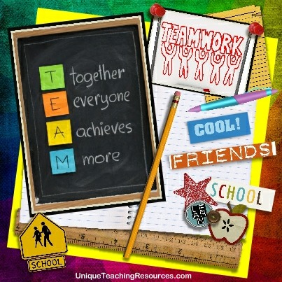 Teamwork Quote - TEAM Together Everyone Achieves More