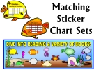 Incentive and Sticker Chart Templates for Elementary Teachers