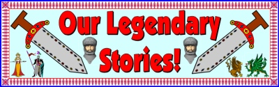 Creative Writing Myths and Legends Stories
