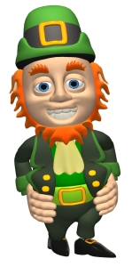 Irish Leprechaun St. Patrick's Day Teaching Resources