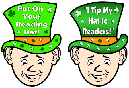 St. Patrick's Day and March Reading Bulletin Board Display Ideas