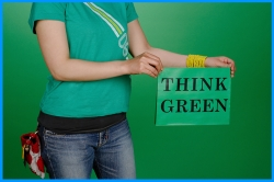 Think Green Environmental Lesson Plans for Teachers