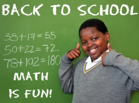 Math Teaching Resources for Back to School