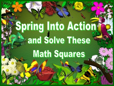 Math Puzzle Powerpoint Lesson Plans