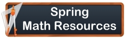 Spring Math Teaching Resources