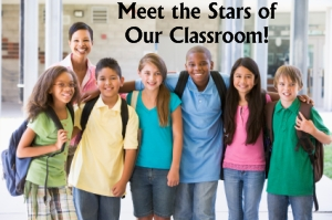 Meet the Stars of Our Classroom Creative Writing Assignment