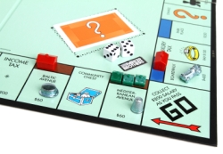 Monopoly Example of Game Board Book Report Project