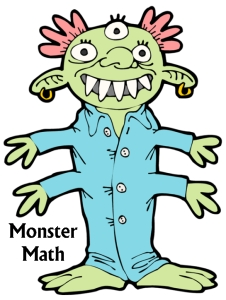 Halloween Math Teaching Resources Monster Math Lesson Plans