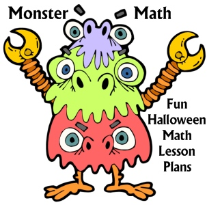 Monster Math Lesson Plans and Halloween Math Teaching Resources