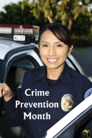 National Crime Prevention Month Lesson Plans and Creative Writing Prompt Ideas