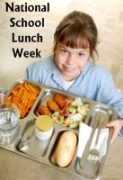 National School Lunch Week Lesson Plans and Journal Prompts Ideas for Teachers
