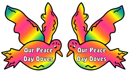 Peace Day September 21 Bulletin Board Display Ideas