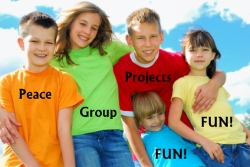 Peace Day Fun Ideas For Group Projects