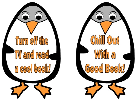 Penguins and Reading Elementary Classroom Bulletin Board Display Examples and Ideas