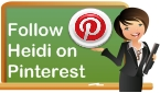Follow Heidi and Unique Teaching Resources on Pinterest