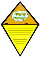 Spring Teaching Resources Kite Poems Templates
