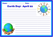 Spring Teaching Resources Earth Day Printable Worksheets