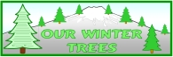 Winter Tree Poems Bulletin Board Display Banner
