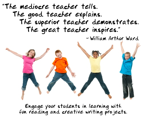 Famous Quote About Teachers By William Arthur Ward
