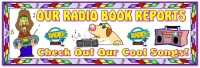 Radio Book Report Projects Bulletin Board Display