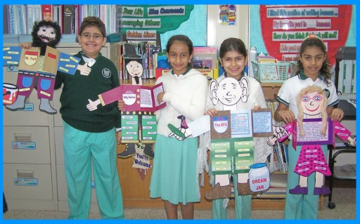 Favorite Roald Dahl Characters Book Report Projects