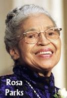 Rosa Parks December 1, 1955
