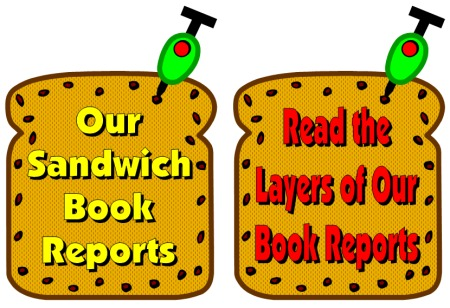 Fun Book Report Ideas and Examples for Sandwich Projects