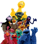 Sesame Street Characters First Episode November 10, 1969