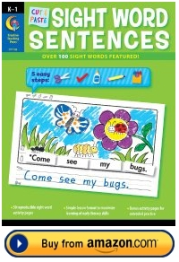 Sight Words Sentences Resource Book