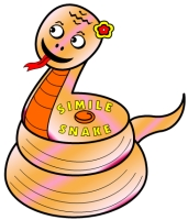 Simile Lesson Plans Orange Snake