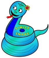 Simile Lesson Plans Blue Snake