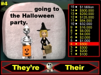 Halloween Homophones Grammar English Powerpoint Lesson Plan