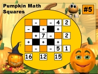 Halloween Math Puzzles Powerpoint Lesson Plans