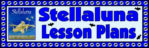 Stellaluna lesson plans and teaching resources for book written by Janell Cannon