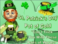 St. Patrick's Day Powerpoint Lesson