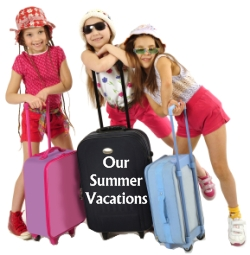 Our Summer Vacations Back to School Creative Writing Lesson Plans