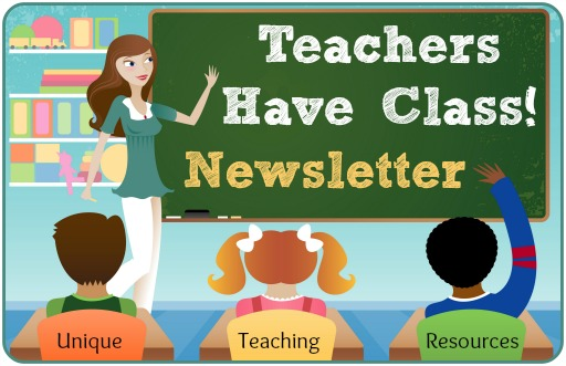 Sign up for Unique Teaching Resources' Newsletter